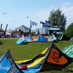 Kitesurf locatie Workum, Friesland