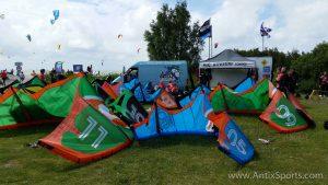 Kitesurf locatie Workum, Friesland-5