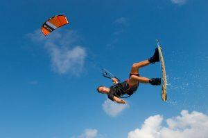 Prive 2 cursus kitesurfen