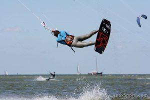 Gevorderde cursus kitesurfen Friesland-2