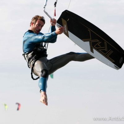 Vervolg cursus Kitesurfen