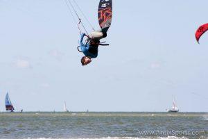 Gevorderde cursus kitesurfen Friesland-4