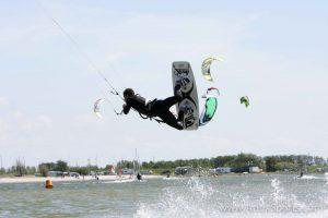 Gevorderde cursus kitesurfen Friesland-7