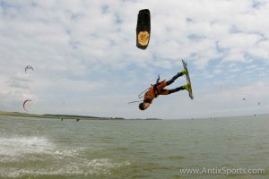 Gevorderde cursus kitesurfen Friesland-8