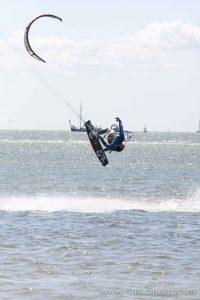 Gevorderde cursus kitesurfen Friesland-9