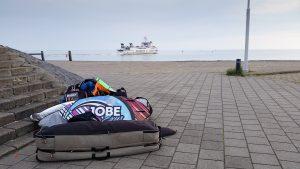 Kitesurf locatie Schiermonnikoog