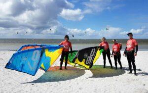 basis cursus kitesurfen
