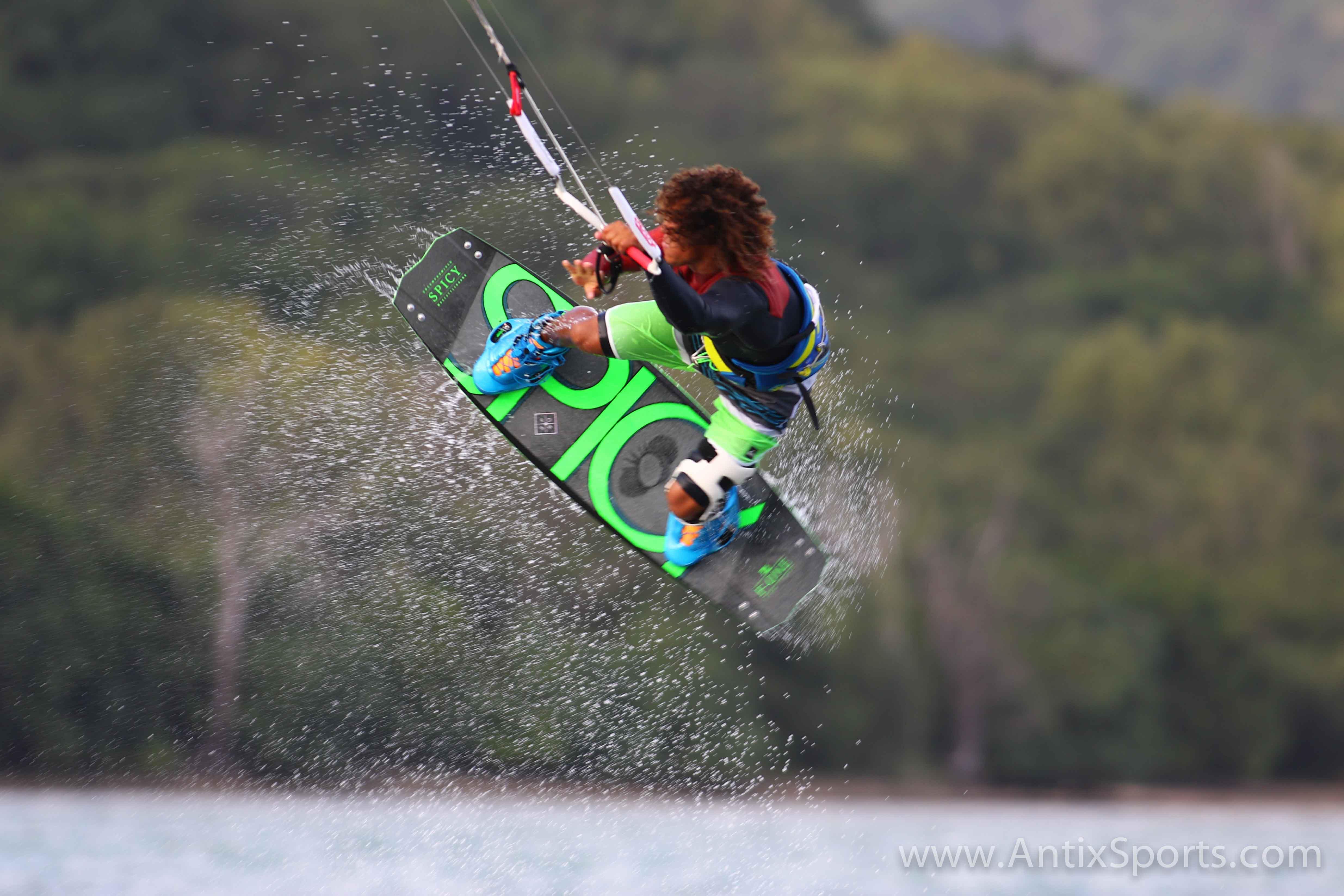 Kitesurf Trick Clinics