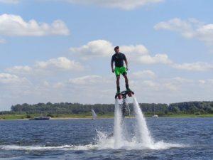flyboarden