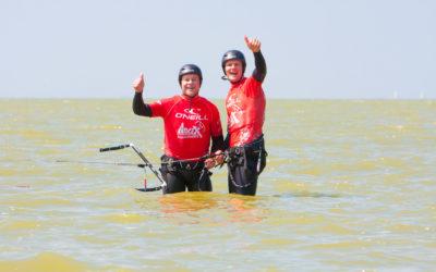 Het kitesurf seizoen staat voor de deur!