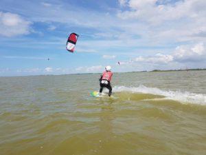 opfriscursus kitesurfen