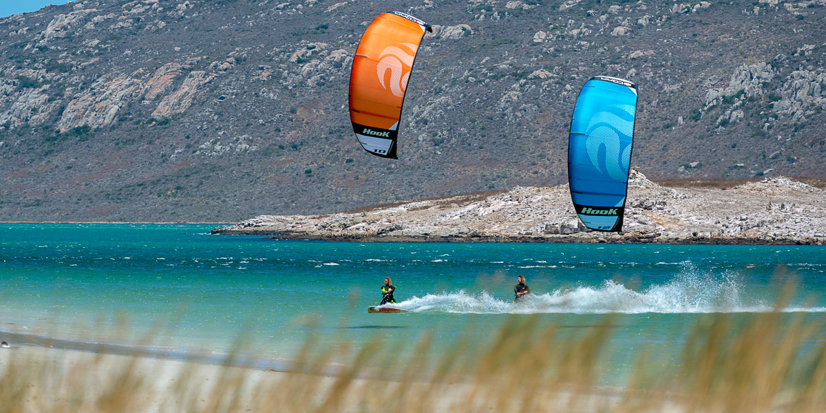 Kitesurf vakantie Lefkada