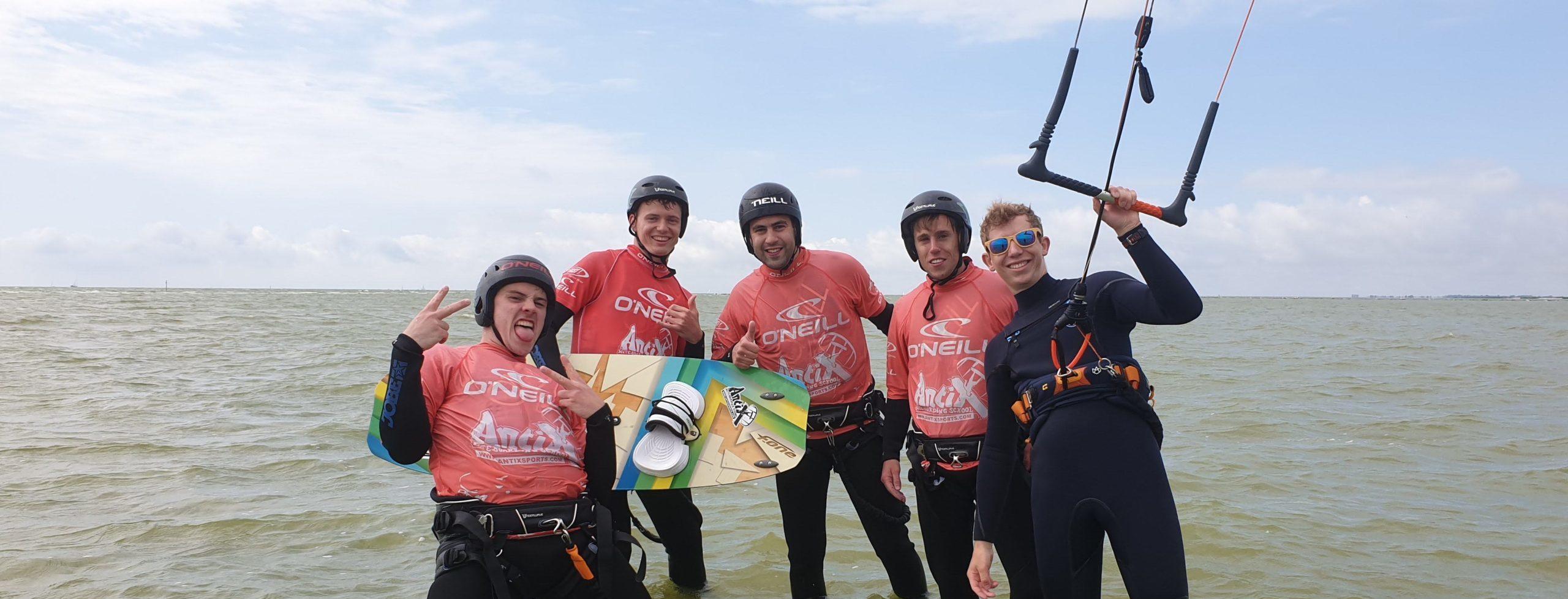 kitesurf instructeur worden