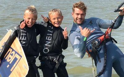 Kitesurf Tryout