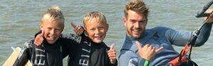 introductie kitesurfen